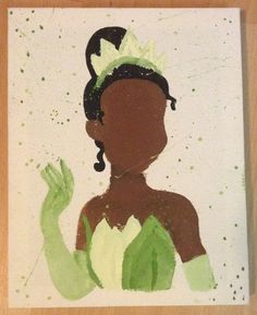disney the princess and the frog tiana abstract painting on canvas - princess and the Disney Princess Paintings, Disney Canvas Paintings, Disney Canvas Art, Mini Canvas Art, Princess Drawings, Disney Art, Painting Canvas, Walt Disney, Disney Drawings