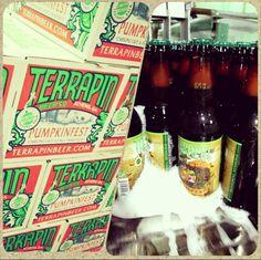 Terrapin Pumpkinfest Already Bottled