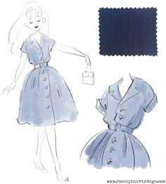 Sketches | Rosaspina Vintage