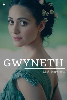 Gwyneth meaning Luck Happiness Welsh names G baby girl names G baby names female names whimsical baby names baby girl names traditional names Unisex Baby Names, Cute Baby Names, Pretty Names, Female Character Names, Female Names, Female Fantasy Names, Welsh Names, Strong Baby Names, Feminine Names