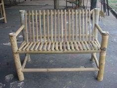 2 seater - Bamboo Arts and Crafts Gallery