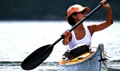 Groupon - Single- or Double-Kayak Rentals or Tour from Vancouver Water Adventures (Up to 59% Off). Six Options Available.  in Kitsilano Beach. Groupon deal price: C$22