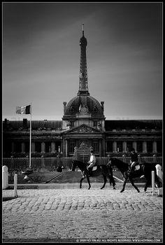 Ecole Militaire at Paris, FR. (c) Ho Yin Au (cw23)