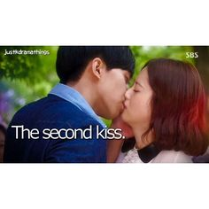 loved these two together. this kiss was EVERYTHING lol Eun Dae-gu & Eo Soo-sun ride or die couple of my movie year so far. You're All Surrounded It's Okay That's Love, You're All Surrounded, Back Hug, Korean Tv Shows, Fated To Love You, Drama Tv Shows, Do Bong Soon, Kdrama Memes, Romantic Moments