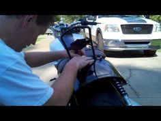 A new post about Backrests has been added at http://motorcycles.classiccruiser.com/backrests/2011-v-rod-muscle-backrestsissy-bar-part3/