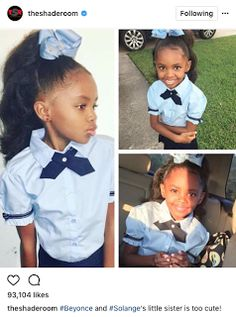 Beyonce Little Sister - Koi Knowles  Beyonce and Solange's half sister Koi Knowles is getting big fast. The pic below shows Mathew Knowles' beautiful daughter. She's now 6-years-old and she's just as beautiful as Beyonce and Solange. In 2014 her mother TaQoya Branscomb revealed that Mathew was Koi's father. I think that's one of the reasons Beyonce ended up firing her father.  TaQoya is a former lingerie model who now works as a real estate agent. Mathew went broke after Beyonce fired him so…