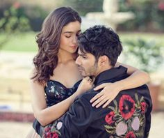 Soon to be seen in Badrinath Ki Dulhania, these 10 Pics of Varun Dhawan and Alia Bhatt prove they make the cutest B-Town couple! Bollywood Couples, Bollywood Stars, Humpty Sharma Ki Dulhania, Alia Bhatt Varun Dhawan, Alia Bhatt Photoshoot, Alia And Varun, Couple Posing, Couple Shoot, Girl Photography Poses