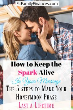 Love these simple steps to keeping the romance alive when you're married. I especially think that #4 is so important! MUST read!