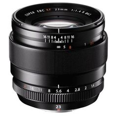 Fujifilm Fujinon XF 23mm (35mm) F/1.4R Lens