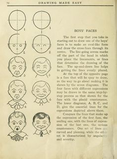 "Today's Drawing Class 101: Featuring lessons from the 1921 vintage book ""Drawing Made Easy"" 