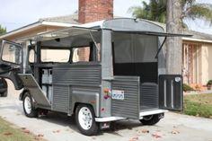 French Toaster: 1974 Citroen HY van