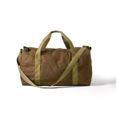 Shop our wide selection of Filson Medium Tin Cloth Duffel Bag and choose from the top brands you trust. Take on the great outdoors with quality equipment and Field & Stream expert services. Outdoor Outfit, Outdoor Gear, Outdoor Companies, Duffel Bag, Weekender, Medium Bags, Buy Now, Gym Bag, Leather