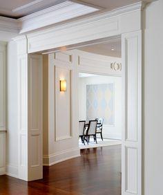 Gorgeous Millwork | Michael Pettes Architect Inc.
