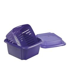 Look at this Purple Berry Box on #zulily today!