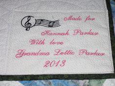 Hannah's label