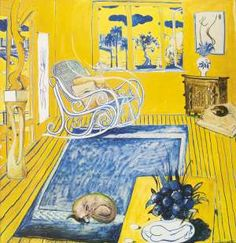 The Cat - Brett Whiteley
