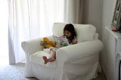 A Soft, Comfy Reading Chair   Small Notebook