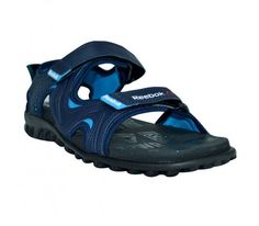 """Shop Reebok Reeflex Navy Blue Sandals online from FootLounge   off   Our  Price  Rs Brag about your super stylish pair of Navy Blue """"Reebok Reeflex  Sandals"""" ... 0c12d16e3"""