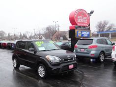 This 2012 Kia Soul + is listed on Carsforsale.com for $6,895 in Milwaukee, WI. This vehicle includes Abs - 4-Wheel, Active Head Restraints - Dual Front, Airbag Deactivation - Occupant Sensing Passenger, Antenna Type - Mast, Auxiliary Audio Input - Jack, Auxiliary Audio Input - Mp3, Auxiliary Audio Input - Usb, Axle Ratio - 3.37, Body Side Moldings - Black, Body Side Reinforcements - Side Impact Door Beams, Cargo Area Light, Cargo Cover, Cargo Liner, Carpeted Floormats, Center Console…