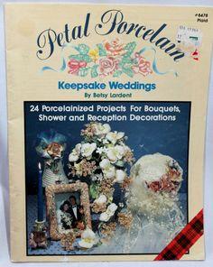 Keepsake Weddings Planner Book Bouquets Shower Reception Decorations Bride Groom