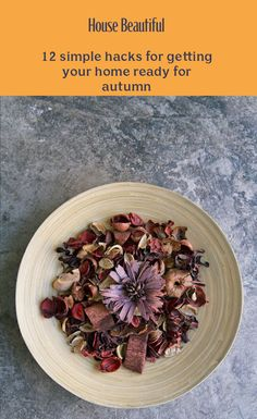 From a deep clean to autumnal decor, these tips will help you to get your home organised and ready for the autumn season. Home Hacks, Autumn Home, Autumn Inspiration, Deep Cleaning, Hygge, Cosy, Beats, Beautiful Homes, Shape