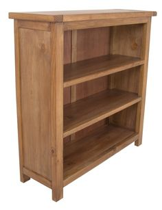 Low 90cm Bookcase