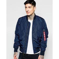 Nylon bomber jacket (Plus Size) TFF ($45) ❤ liked on Polyvore ...