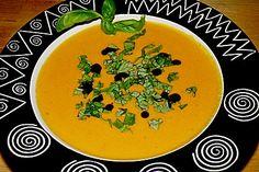 Kürbis-Möhren Suppe (Rezept mit Bild) von javanne321 | Chefkoch.de