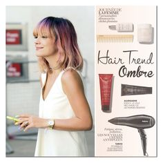 """Hair Trend: Ombré"" by junglover ❤ liked on Polyvore featuring beauty and BaByliss"