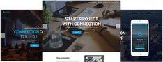 Menu Layout, Page Layout, Portfolio Wordpress, News Online, Creative Business, Wordpress Theme, Connection, Cool Designs, Presentation