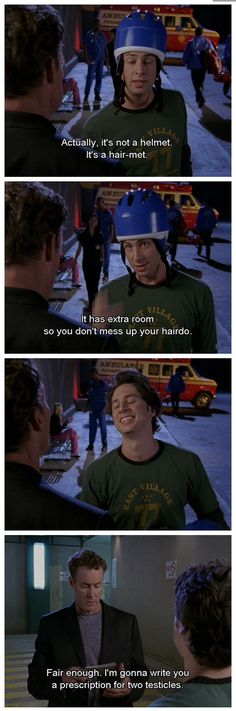 One of Scrubs' funniest moments…
