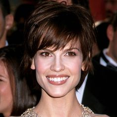 Hilary Swank-- this one's even better!