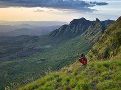 アフリカ大地溝帯(ケニア)