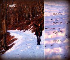 keep your eyes open - www.mugitaly.com
