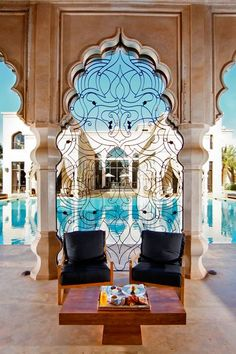 Palais Namaskar in Morocco will make you feel like incognito royalty. It's a #Fodors100 winner in the Exotic Hideaways category.