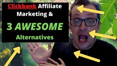 New to Clickbank or Affiliate Marketing? Looking for an Alternative to Clickbank? In this video we discuss Clickbank Affiliate Marketing as . Affiliate Marketing, Online Marketing, Make Money Online, How To Make Money, Wordpress Org, Seo Software, Alternative, Social Media, Youtube