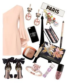 """chic"" by lisacom ❤ liked on Polyvore featuring Exclusive for Intermix, Miu Miu, Effy Jewelry, Rosanna, Lenora Dame, Casetify, L'Oréal Paris, Lancôme and Lizzie Fortunato"