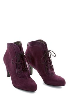 Vintage Style Boots  New Boots with a Retro Past. To Be Ornate To Be Bootie $159.99