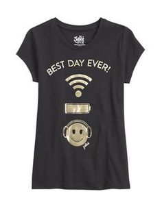 Best Day Ever Graphic Tee