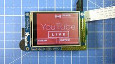 Make a dedicated YouTube live streaming camera using a Raspberry Pi! By Tinkernut.