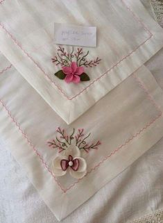 Embroidery, Elsa, Crochet Doilies, Towels, Craft, Crocheting, Floral Arrangements, Needlepoint, Crewel Embroidery