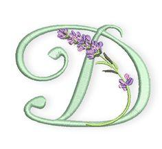 Hallo :-)  Es ist Donnerstag und damit Lavendeltag. Heute habe ich Euch das D mitgebracht und hoffe natürlich sehr, dass es Euch auch gefällt.  Ihr könnt Euch den 4. Buchstaben meines Lavendel-Alphabets gleich hier herunterladen, im ZIP-File findet Ihr viele verschiedene Stickformate und natürlich die Farbwechselübersicht.  BERNINA-Labendel-Alphabet-D  Ich habe mich letzte Woche sehr g ...