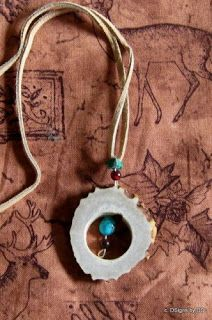 The Beading Gem's Journal: Jewelry Made From Deer Antlers