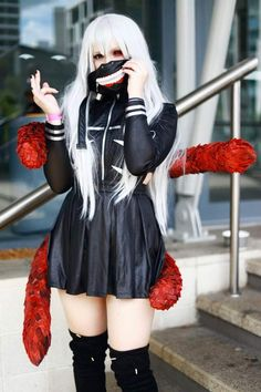 tokyo ghoul cosplay