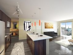 Stack House Apartments - Seattle, WA 98109 | Apartments for Rent (Cascade / South Lake Union)