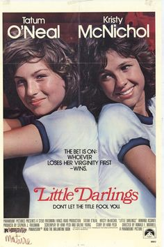 Little Darlings, 1980 Film Little Darlings is a 1980 teen film starring Tatum O'Neal and Kristy McNichol and featuring Armand Assante and Matt Dillon. It was directed by Ronald F. Maxwell.