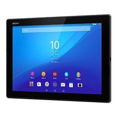 Sony Xperia Z4 Tablet SGP712 32GB 10.1-Inch Wi-Fi Tablet (Black)-International Version (No Warranty)