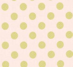 love blush and gold for a girl!- fabric inspiration- gold dots on blush background