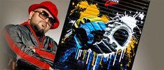 #thalo Casio G-Shock sponsors graffiti exhibition -
