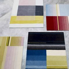 COLOUR CARPET // by Scholten & Baijings for HAY